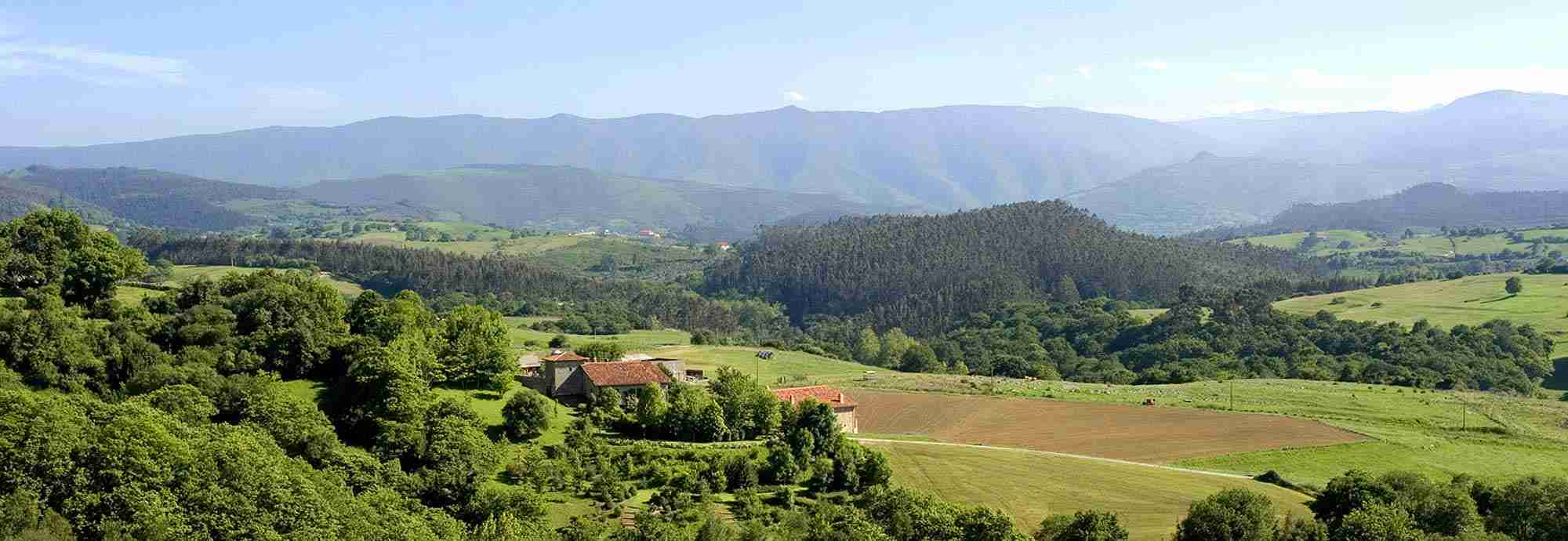 Luxury  Villas in Cantabria near the beach