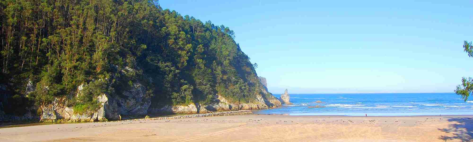 Large Holiday  Villas in Asturias near the beach