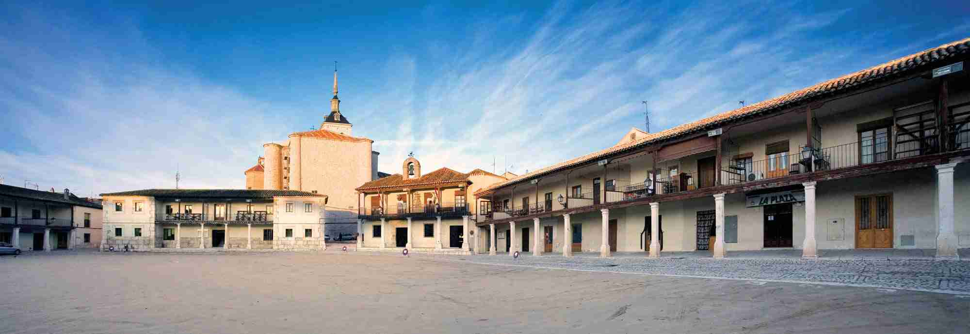Casas rurales en Madrid con Wifi