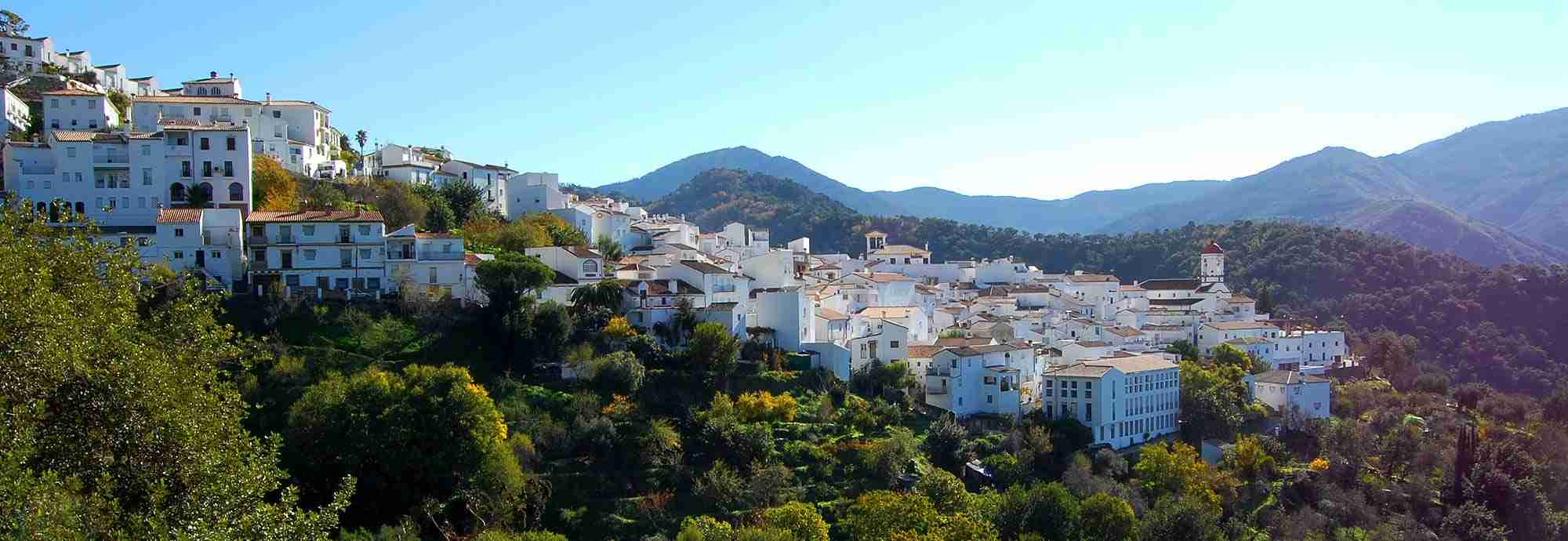 Holiday  Villas in Malaga near the beach