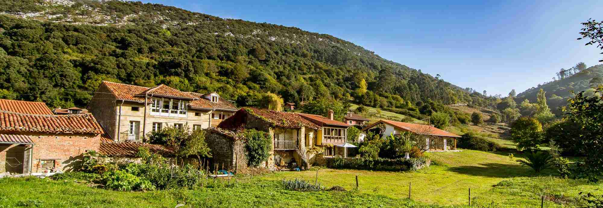 Holiday  Villas in Northern Spain near the beach
