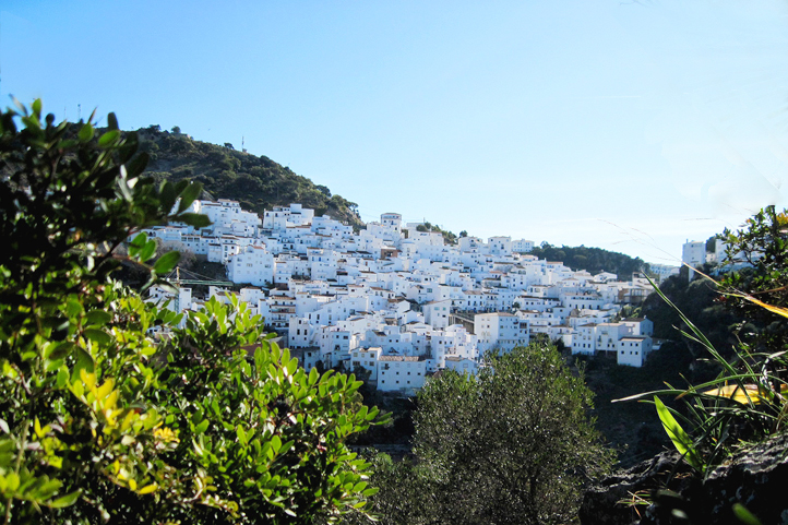 Morning in Casares