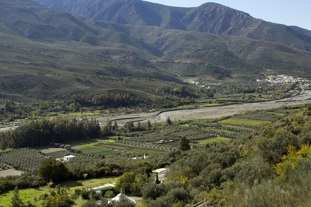 Guadalfeo valley