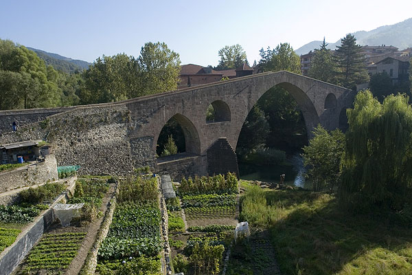 Les Abadesses Bridge