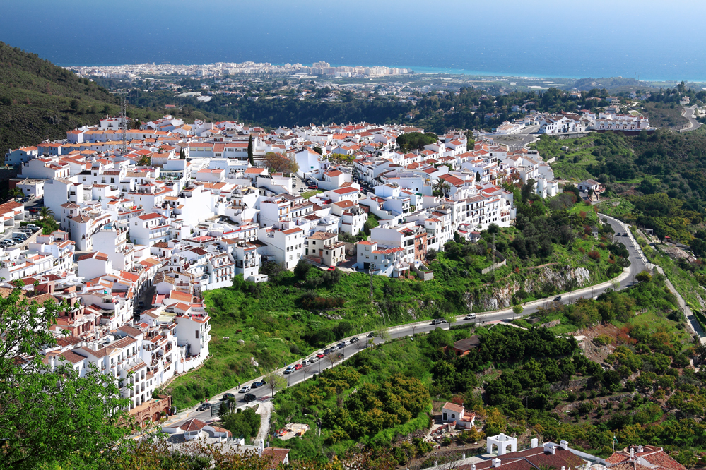Frigiliana and Nerja
