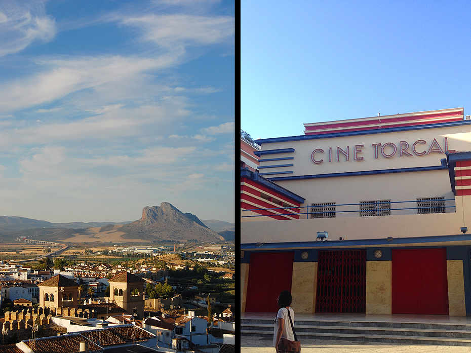 Antequera is a charming twon in the heart of Andalucia