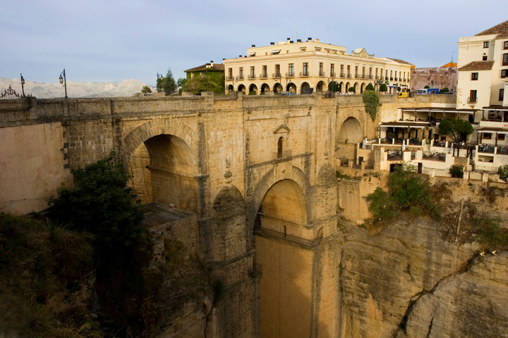 Historical Ronda town is a must see