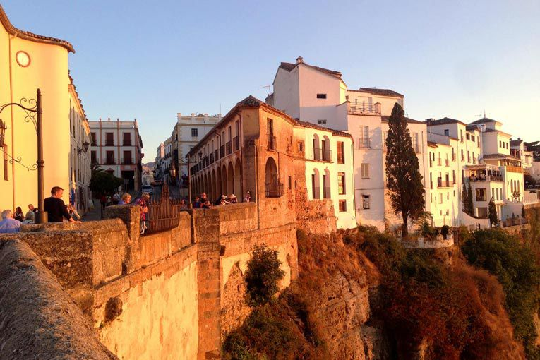 Visiting Ronda town is a must