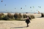 Tarifa beach and kites