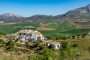 Your setting by the Montes de Malaga Natural Parkland