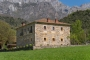 A large village house at the foot of Picos massif