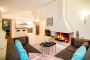 Casita open plan kitchen / living area
