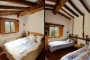 Rustic interiors and charm