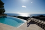 Stunning pool at your private villa above Mojacar beach