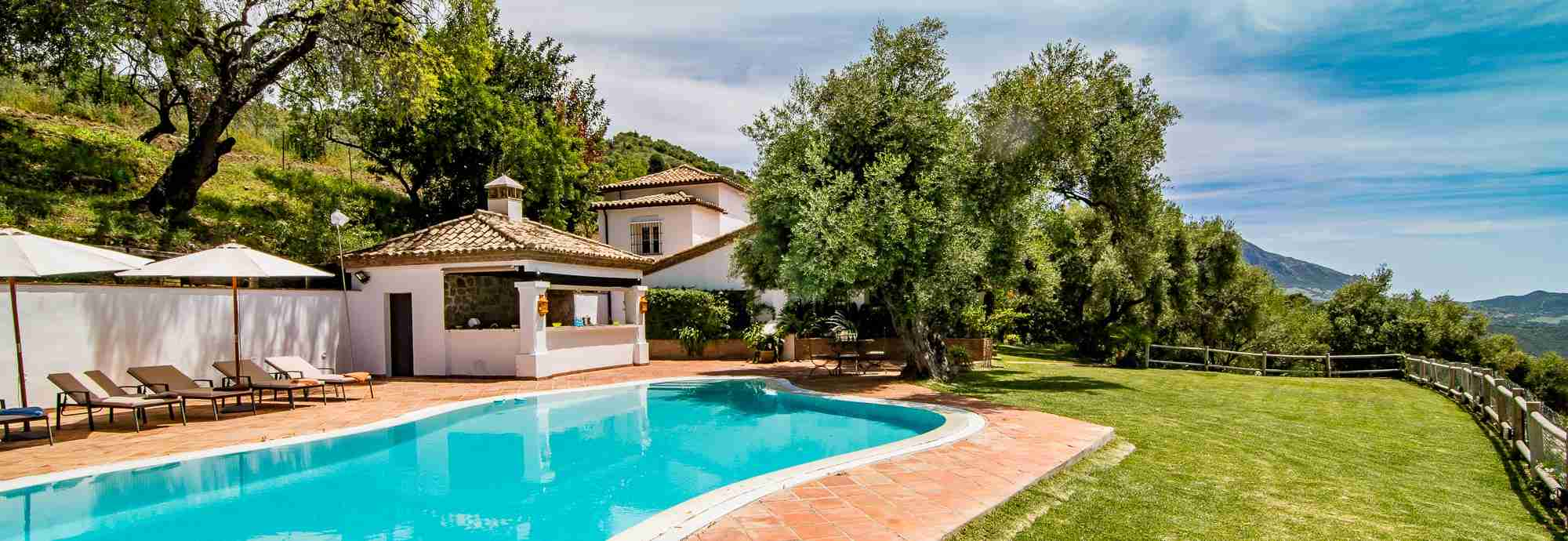 The family favourite: an Andalucia villa with plenty for everyone