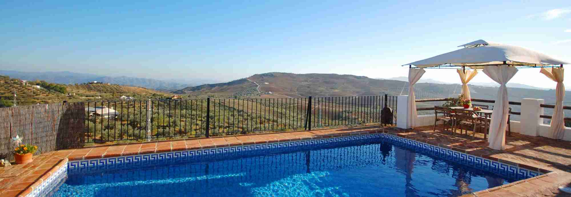 Beautifully kept mid-range Andalucia villa with all the ingredients
