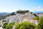 Picture book Casares village is 10 mins from the villa