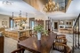 Exceptional open plan kitchen / dining area