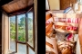 Windows with views in bedrooms