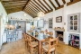 Open plan kitchen / dining area