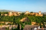 Alhambra Palace and Granada are 30 mins away