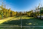 Your private tennis court