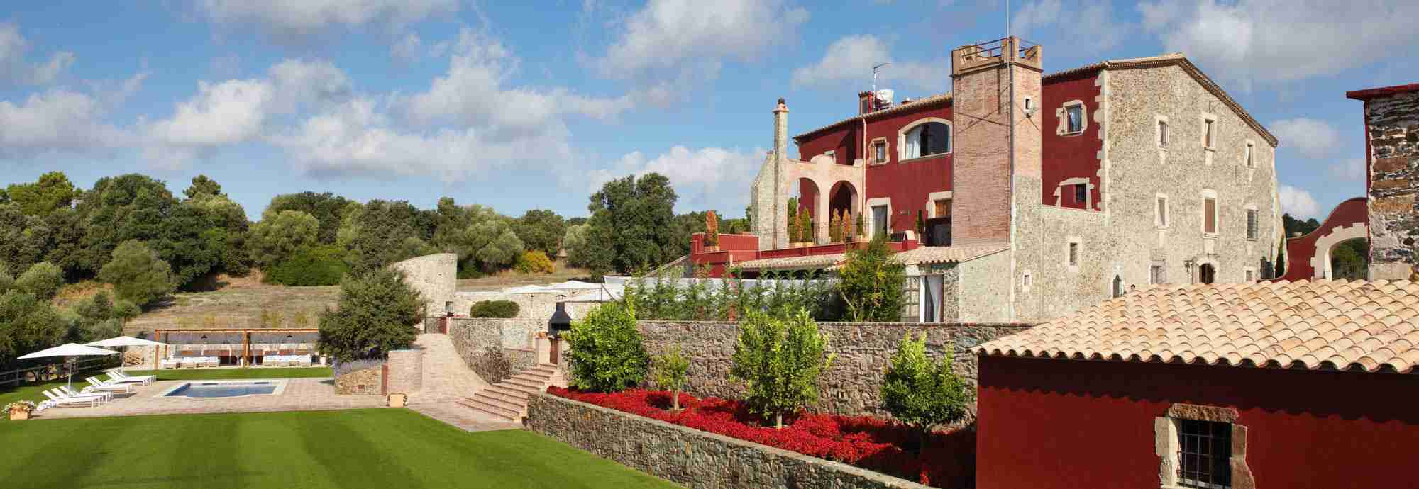 Exceptional, luxurious retreat for large families or events in Costa Brava