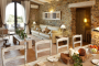 Casita (annexe) open plan dining / living area
