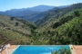Pool and views in total privacy at Villa AX13