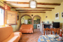 Open plan living / dining area and kitchen