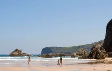 10 best beaches in Asturias, Northern Spain