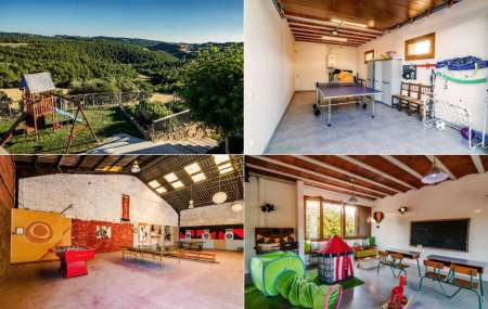 Child-friendly villas in Spain