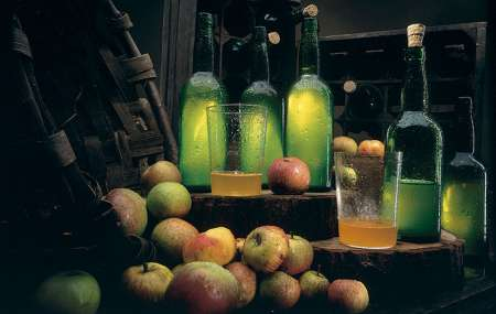 Cider and cheese in Asturias