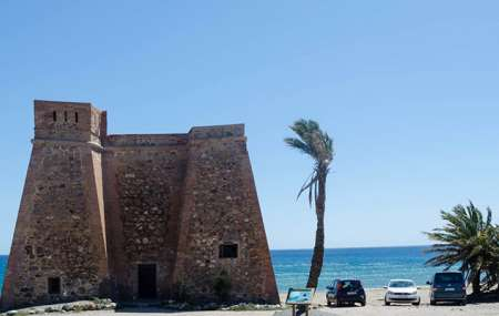 Mojacar: pueblo and playa