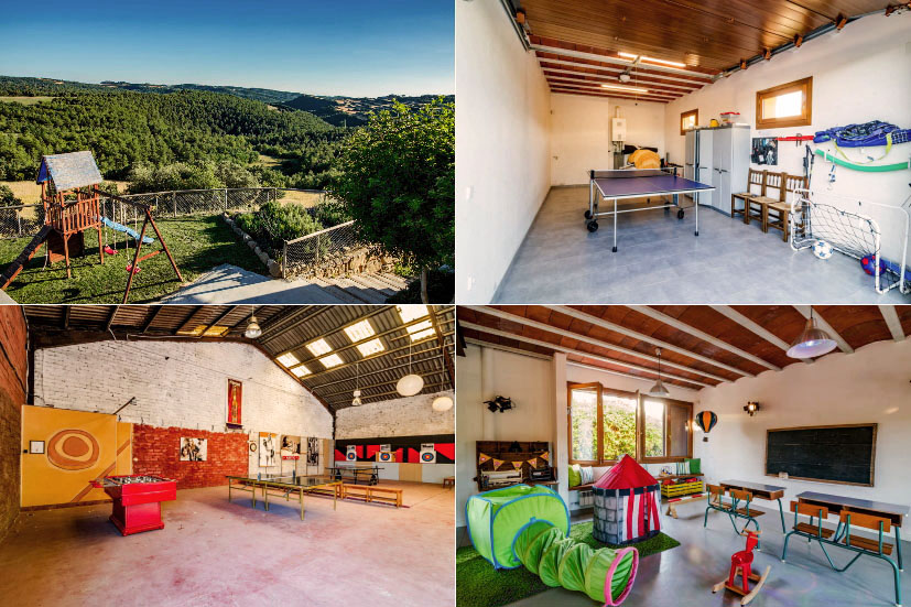 child friendly villas spain edit